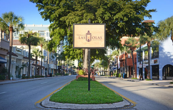 From New Towers To Restaurants Retail Las Olas Emits A