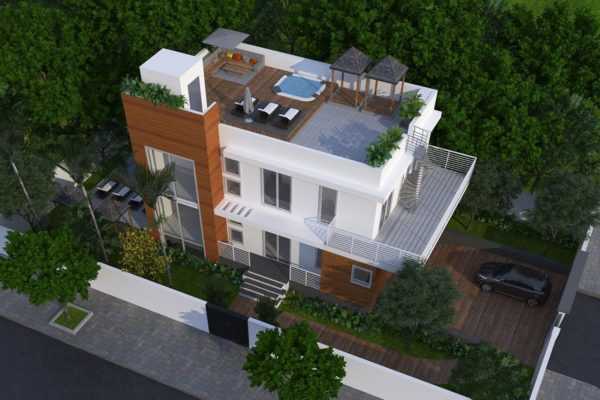 New contemporary homes coming to west coconut grove - What is a contemporary home ...