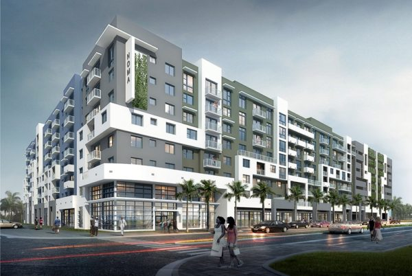 Noma North Miami Beach Mixed Use Project Breaks Ground