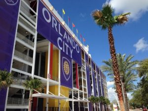 Orlando City Turns Citrus Bowl Purple for Inaugural Match