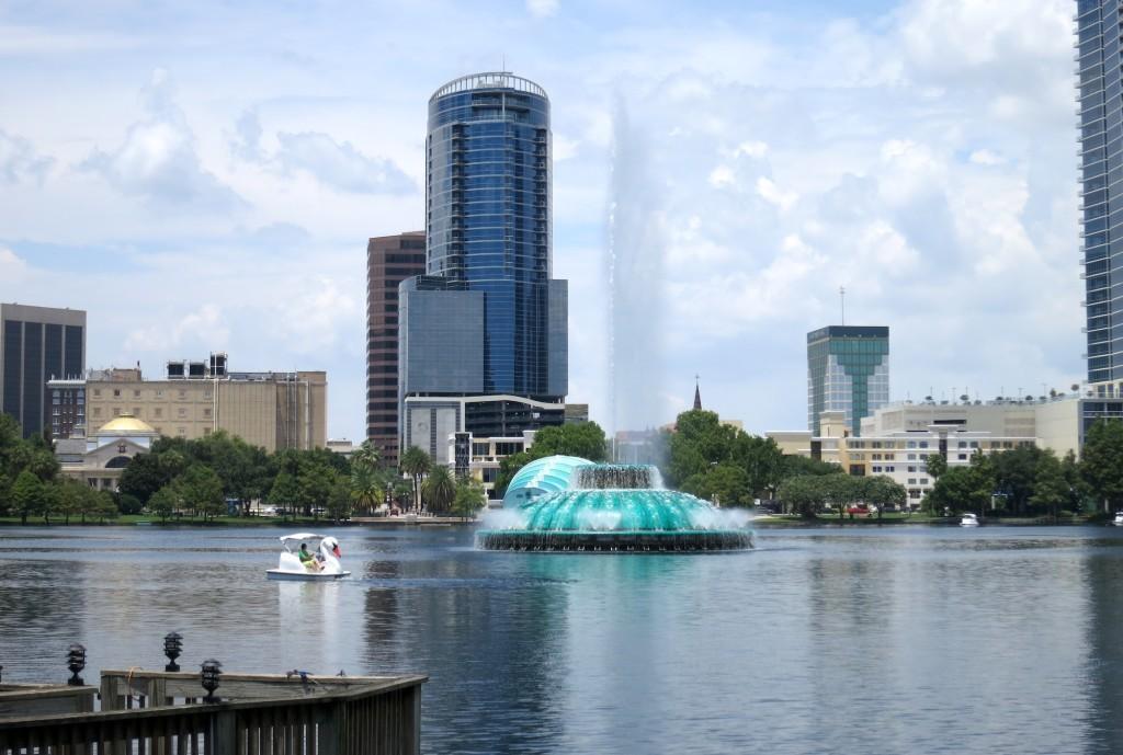 lake eola park named orlando s top icon   metro city realty