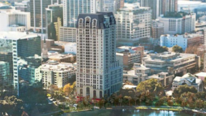 New Lake Eola Tower Proposed