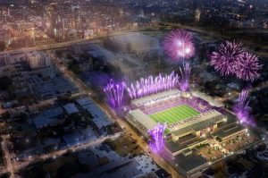 Orlando City Reveals New Stadium Design