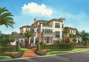 Disney's Golden Oak Community Adds Four Seasons-Inspired Homes