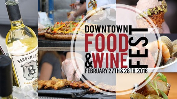 Downtown Orlando's Food and Wine Fest is This Weekend