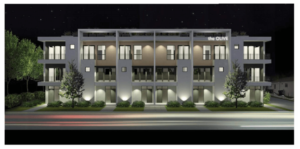 Olive Townhome Project Coming to South Eola/Thornton Park