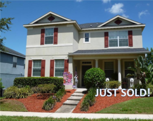 Just Sold Home in Emerson Park in Apopka!