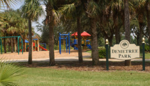 Demetree Park in The Dovers Orlando FL