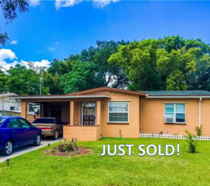 Just Sold 2 Bedroom Home Near Downtown Orlando!