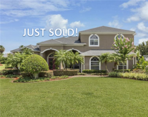 Just Sold 4 Bedroom Home in Windermere
