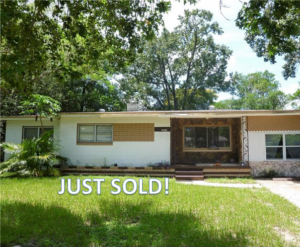 Just Sold 4 Bedroom Orlando Home
