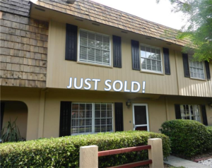Just Sold 3 Bedroom Townhome in College Park