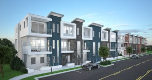 Work to Start on New SoDo Luxury Townhomes