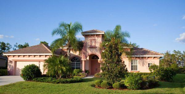 Florida Home Exterior