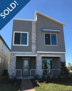 Just Sold 3 Bed, 2.5 Bath New Construction Home in Winter Garden