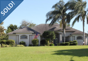 Just Sold 5 Bedroom Home in Debary