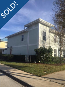 Just Sold 4 Bedroom Townhome in Kissimmee!