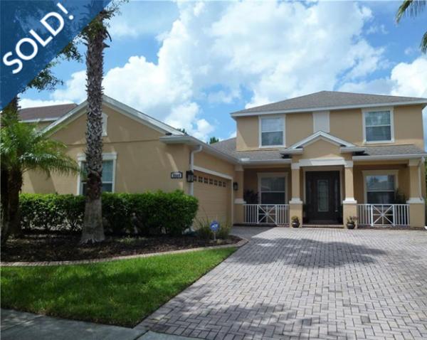 Vista Lakes Orlando Home