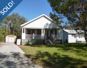 Just Sold 3 Bedroom Home in Sanford