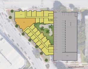 "Developer Eyeing ""Livingston Wedge"" Space for Potential Residential Tower"