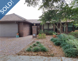 Just Sold 3 Bedroom Townhome in Winter Park