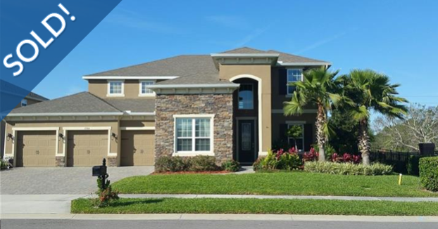Taylor Morrison Pool Home in Winter Garden FL
