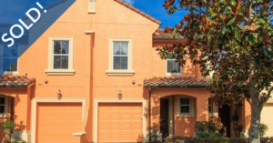 Just Sold 3 Bedroom Townhome in Maitland