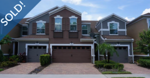 Just Sold 3 Bedroom Townhome in Lake Nona