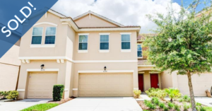 Just Sold 3 Bedroom Townhome in Somerset Chase