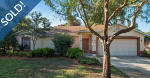 Just Sold 3 Bedroom Home in Deltona