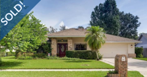 Just Sold 4 Bedroom Winter Springs Pool Home