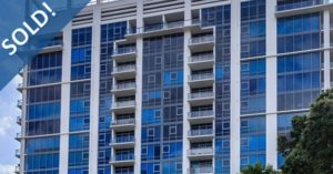 Just Sold 2 Bedroom Star Tower Condo in Downtown Orlando