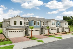 Just Sold New Construction Townhouse in Belle Isle