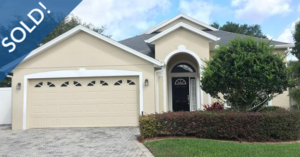 Just Sold 4 Bedroom Pool Home in Cypress Lakes