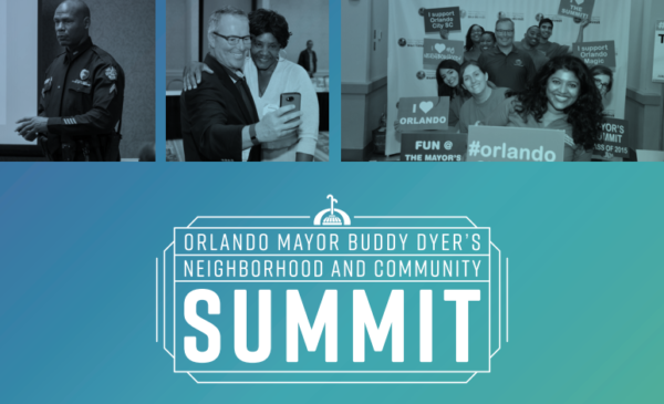 Orlando Mayor Buddy Dyer's Neighborhood and Community Summit