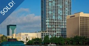 Just Sold 3 Bedroom Condo at The Vue in Downtown Orlando