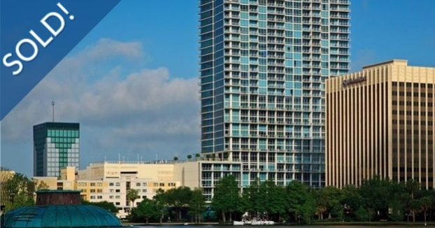 Just Sold 3 Bedroom Condo At The Vue In Downtown Orlando Metro City