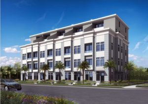 Plans Filed for Lake Eola Heights Townhomes Project