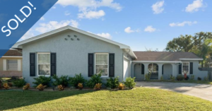 Just Sold 3 Bedroom Single Family Home in Orlando