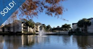 Just Sold 2 Bedroom Condo in Orlando
