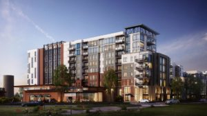 Luxury Apartments Rise in Ivanhoe Village