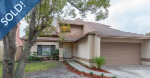 Just Sold 3 Bedroom East Orlando Home!