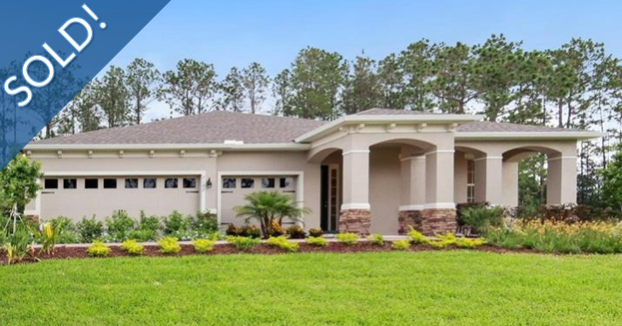 Orchid Estates Apopka FL Newly Constructed House