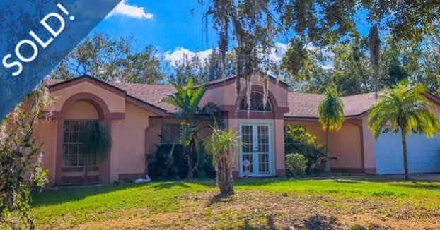 Pleasant Hill Lakes Kissimmee FL Pool House