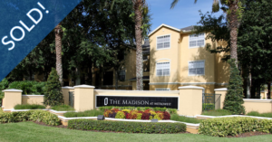 Just Sold 2 Bedroom MetroWest Condo