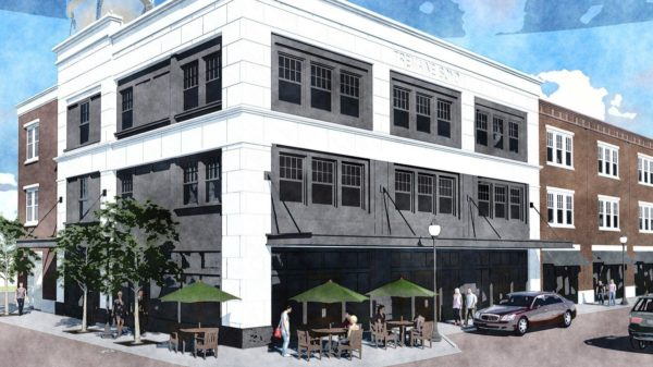 Work Starting on Downtown Winter Garden Mixed-Use Building | MCR