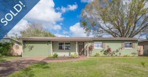 Just Sold 4 Bedroom Home in Winter Park Estates