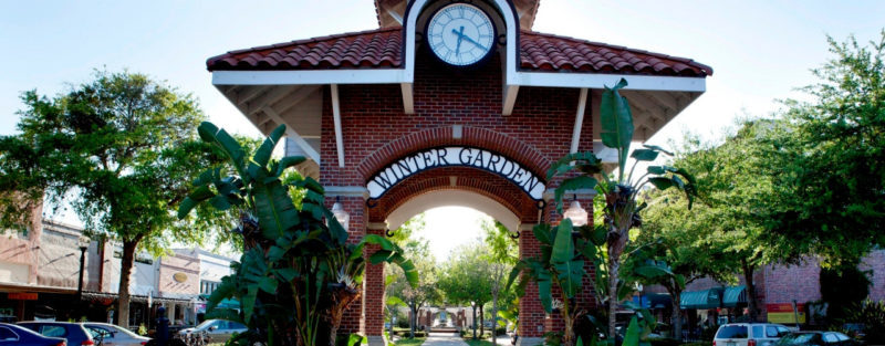 winter garden neighborhood guide - Downtown Winter Garden