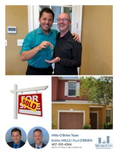 Just Sold 3 Bedroom Townhome in Ocoee
