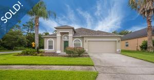 Just Sold 4 Bedroom Winter Springs FL Pool Home